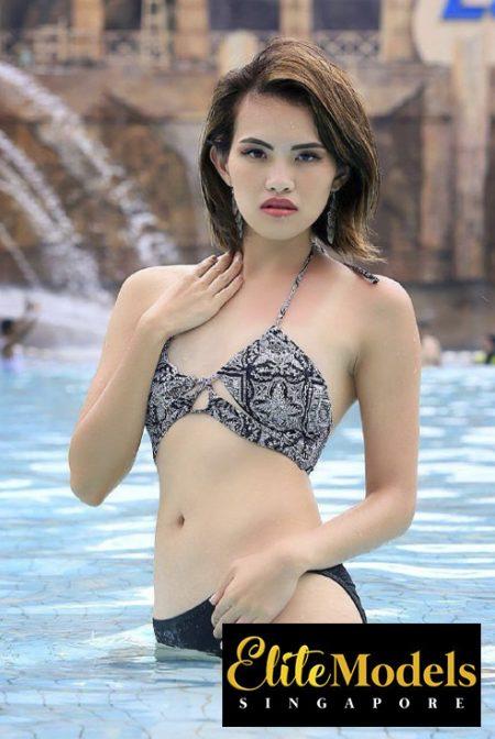 Singapore models Nude Photos 35